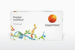 Piilolinssit Cooper Vision Proclear multifocal [N-Linse] PCM6N